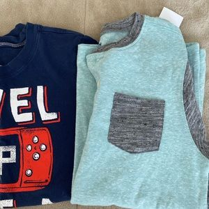 NWT Gamer Long Sleeve Tees